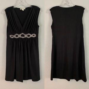 Embellished WHBM Little Black Dress